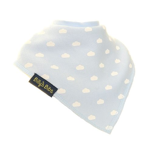 Extra absorbent billy's bibs Blue Clouds