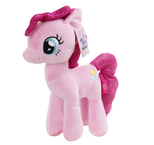 My Little Pony Plush Toys Pinkie Pie The Embroidery Hut The Baby