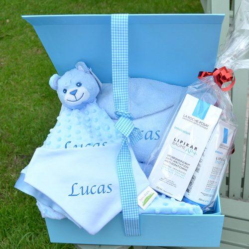 personalised baby Hamper corporate baby gift LaRochePosay