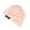 Extra absorbent billy's bibs Pink Gold Hearts