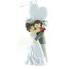 Personalised christmas decoration wedding couple