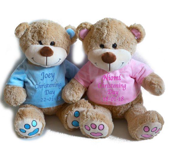 Christening teddy