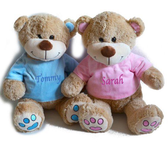 perosnliased teddy