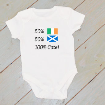 countries baby vest