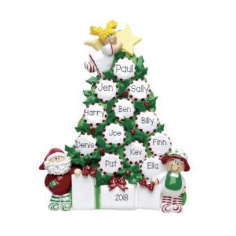 Christmas Standing Ornaments