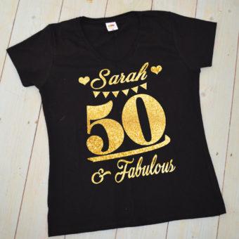 Adult Birthday T-Shirts