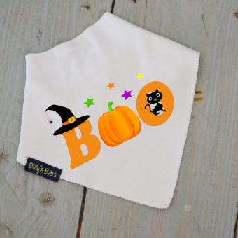 Halloween Billy's Bibs