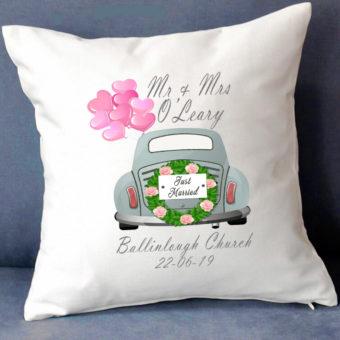Personalised Wedding Cushions