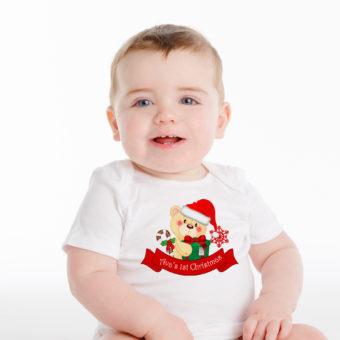 Personalised Christmas Vest