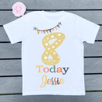 Kids Birthday T-Shirts