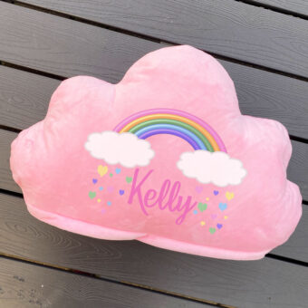 Personalised Baby Cushions